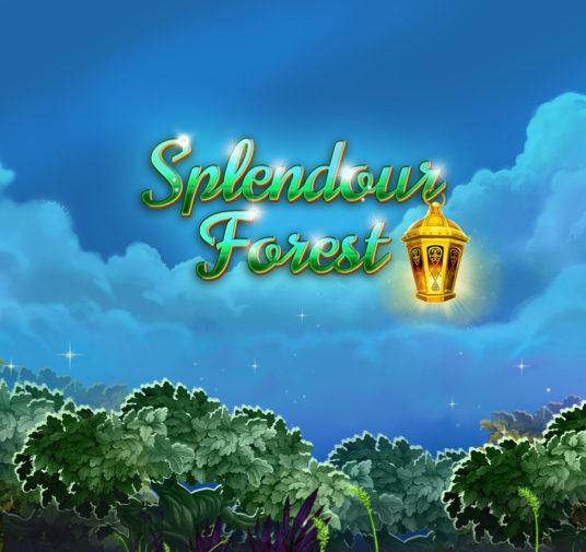Splendour Forest Banner